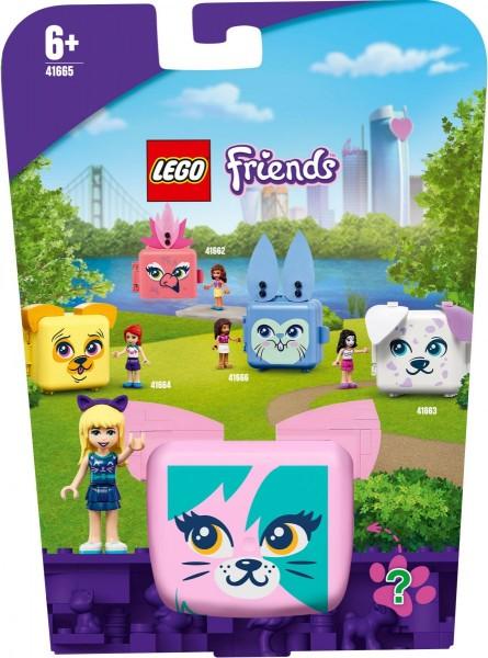 LEGO® Friends Magische Würfel 41665 Stephanies Katzen-Würfel