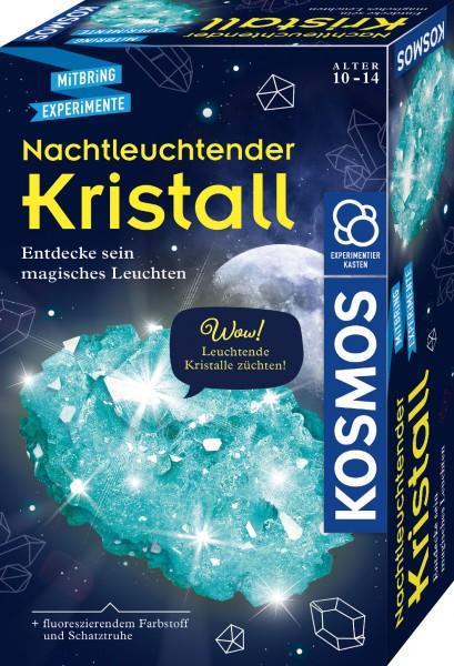 Nachtleuchtender Kristall