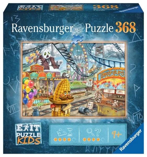 Exit Puzzle Kids Im Freizeitpark