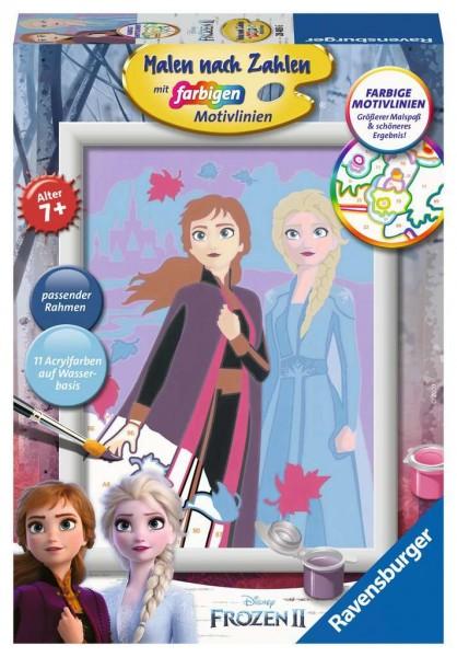 Disney Frozen II Schwesternliebe