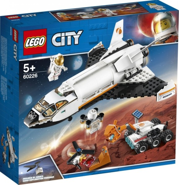 LEGO® City 60226 Mars Forschungs-Shuttle