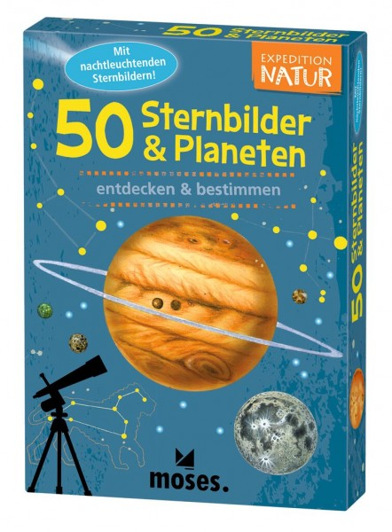 Expedition Natur - 50 Sternbilder & Planeten