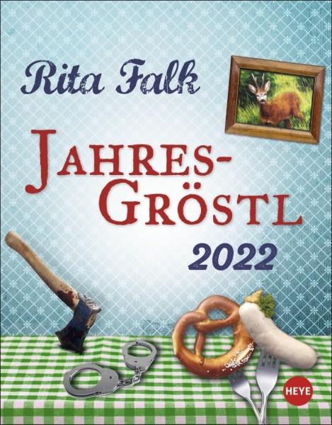 Rita Falk Jahres-Gröstl - Kalender 2022