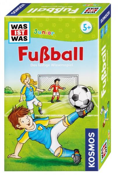 WAS IST WAS Junior Fußball