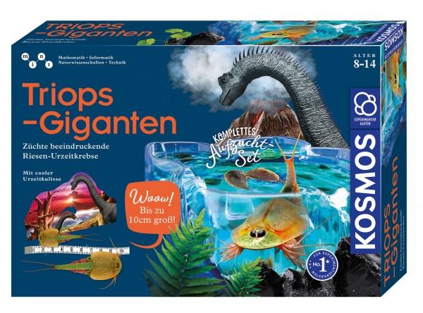 Triops-Giganten - Züchte Riesen-Urzeitkrebse