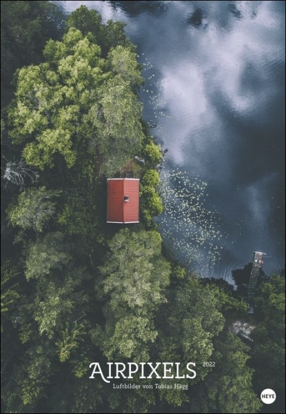 Airpixels - Posterkalender 2022