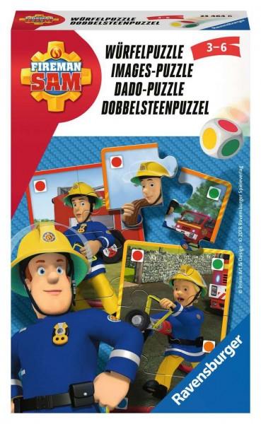 Feuerwehrmann Sam Würfelpuzzle