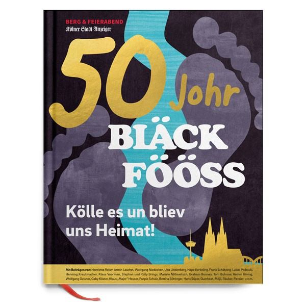 50 Johr Bläck Fööss, 1970–2020