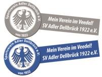 Adler Dellbrück Auto Aufkleber