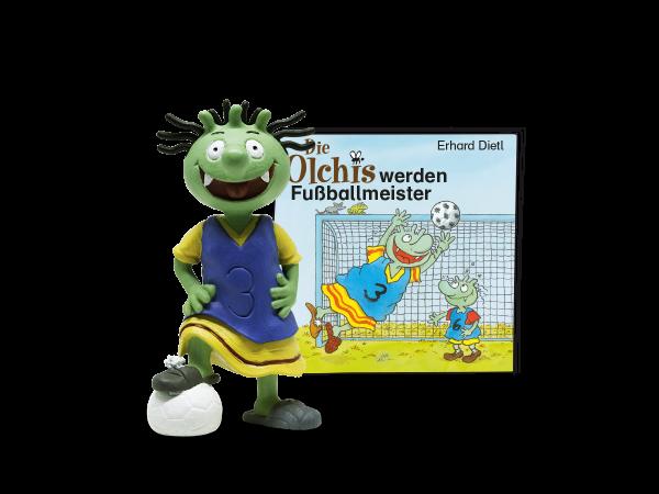 Die Olchis - Die Olchis werden Fußballmeister