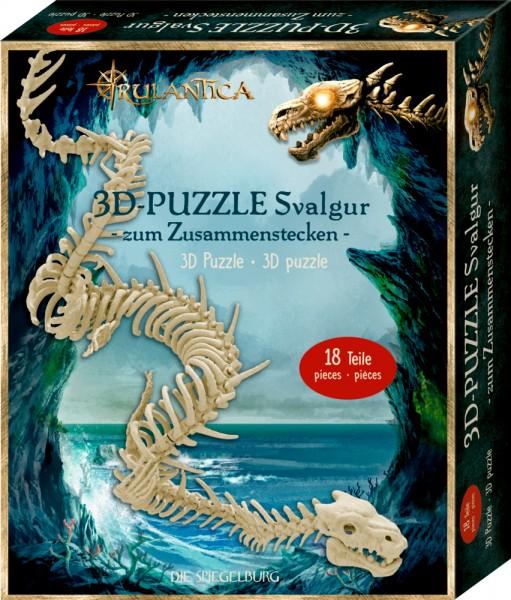 3D-Puzzle Seeschlange Svalgur Rulantica