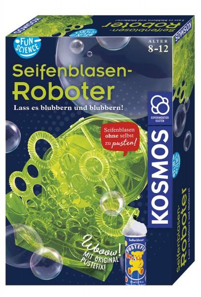 Fun Science Seifenblasen-Roboter