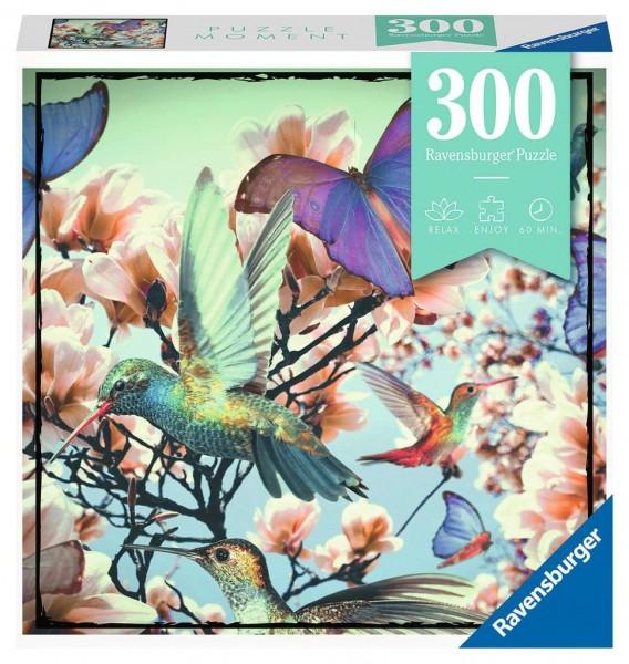 Puzzle Hummingbird