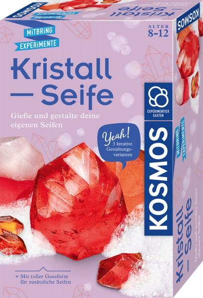 Kristall-Seife