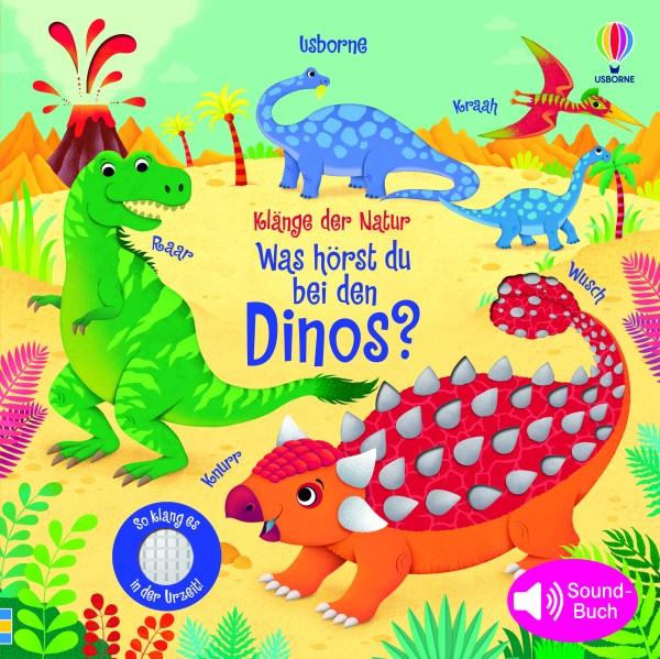 Sam Taplin, Klänge der Natur: Was hörst du bei den Dinos?
