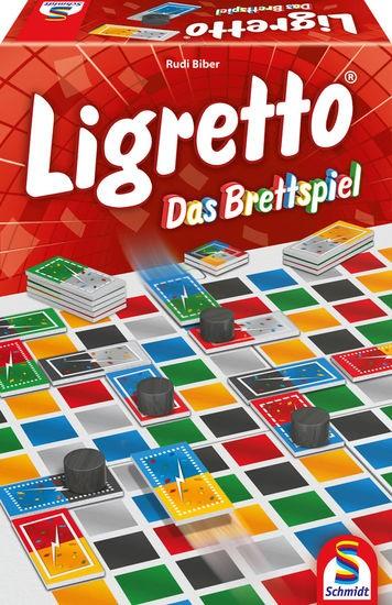 Ligretto® – Das Brettspiel