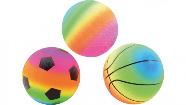 Regenbogenball einzeln (verschiedene Varianten)