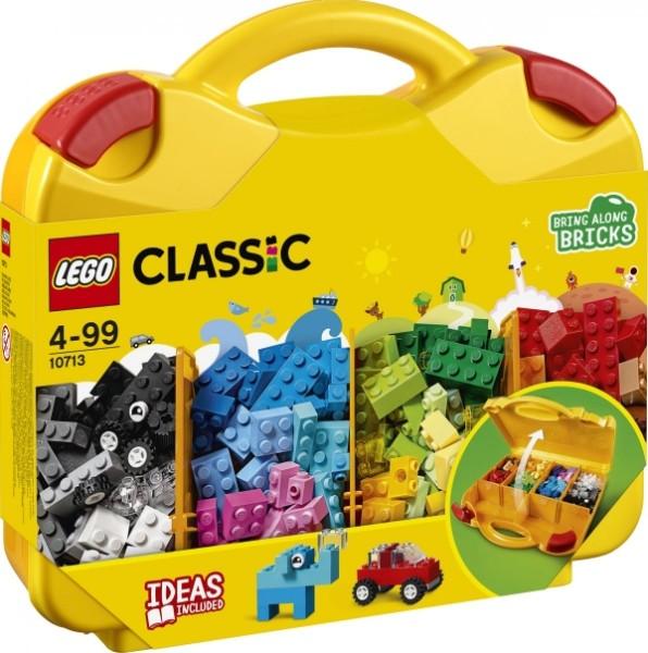 LEGO® Classic 10713 Bausteine Starterkoffer, Farben sortieren