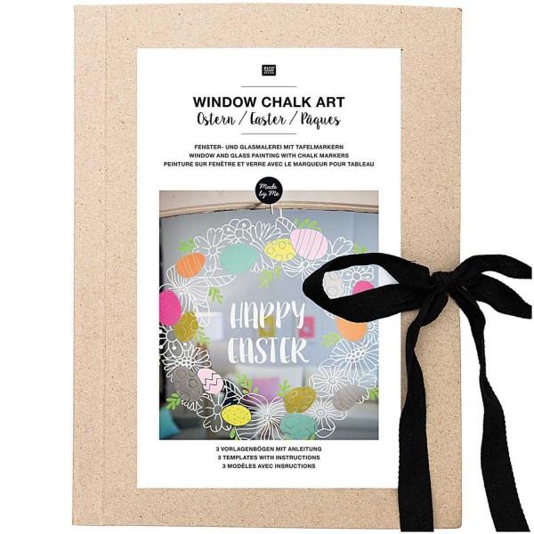 Vorlagenmappe Fenster- und Glasmalerei Ostern