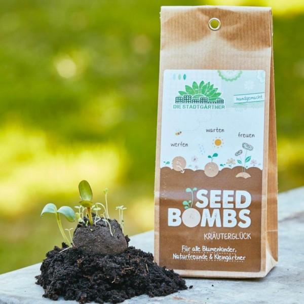 Seedbombs Kräuterglück