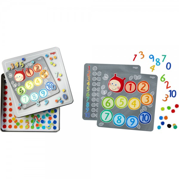 Magnetspiel-Box Zahlen