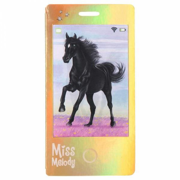Miss Melody Mobile Blöcke mit Wackelbild