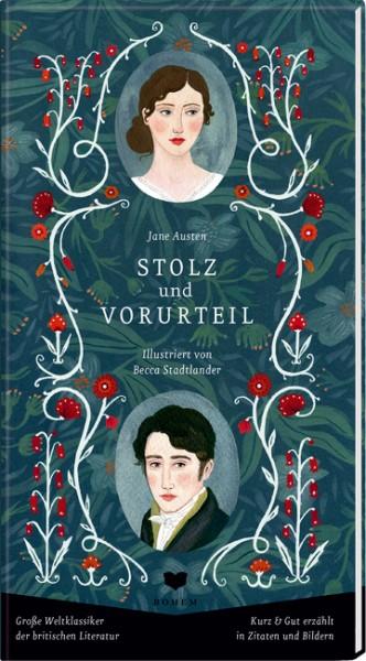 Jane Austen - Stolz & Vorurteil