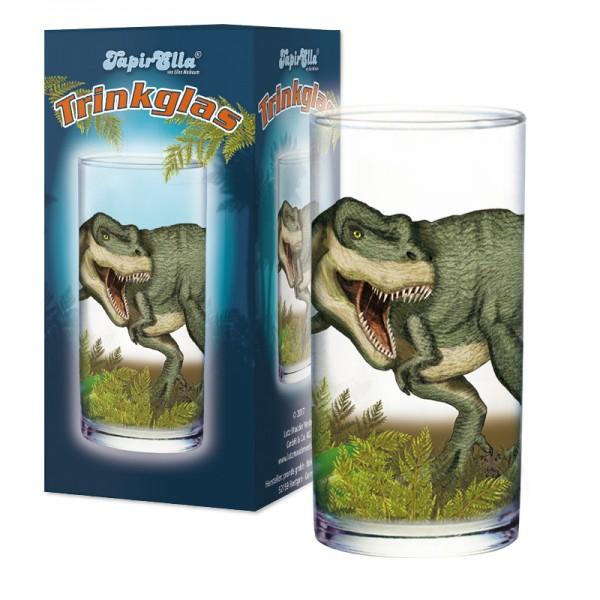 Trinkglas T-Rex