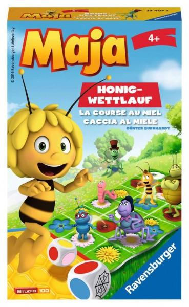 Biene Maja Honig Wettlauf