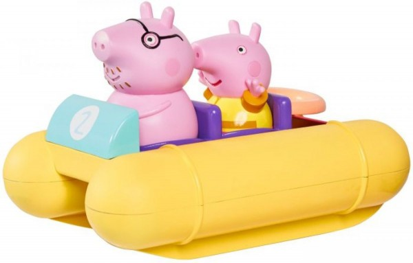 Peppa Wutz / Pig Pull & Go Pedalo