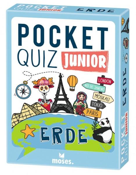 Pocket Quiz junior Erde
