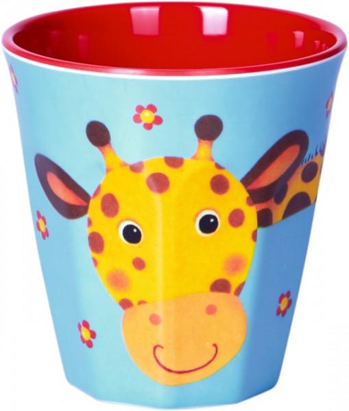 Freche Rasselbande Giraffe Melamin-Becher