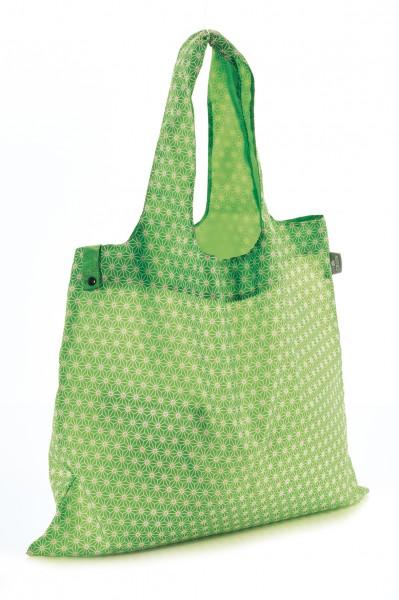 Easy Bag Asanoha grün