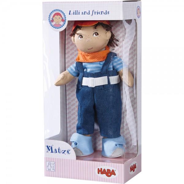 Puppe Matze