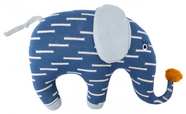 Mittlerer Kuschel-Stricktier Elefant
