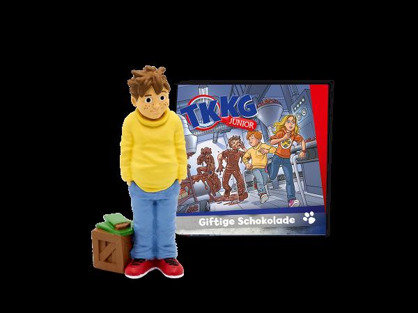 TKKG Junior - Giftige Schokolade