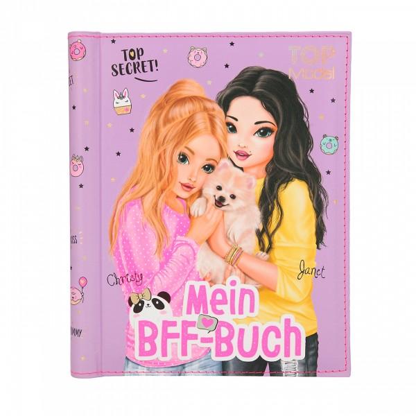 TOPModel Beste Freundinnen Buch