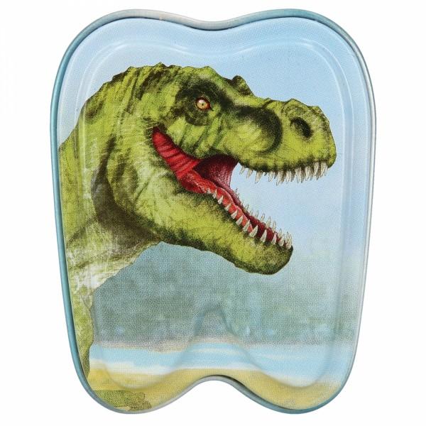 Dino World Blechdöschen