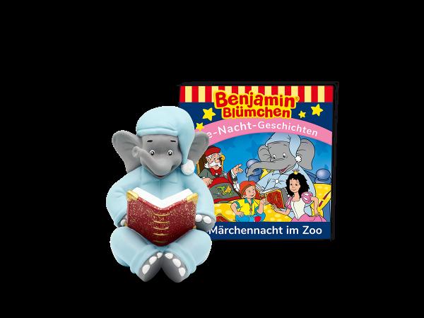Benjamin Blümchen - Die Märchennacht im Zoo