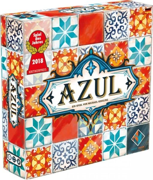 Azul Neuauflage (Spiel des Jahres 2018)