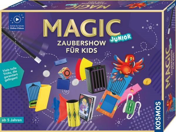 Magic Zaubershow für Kid