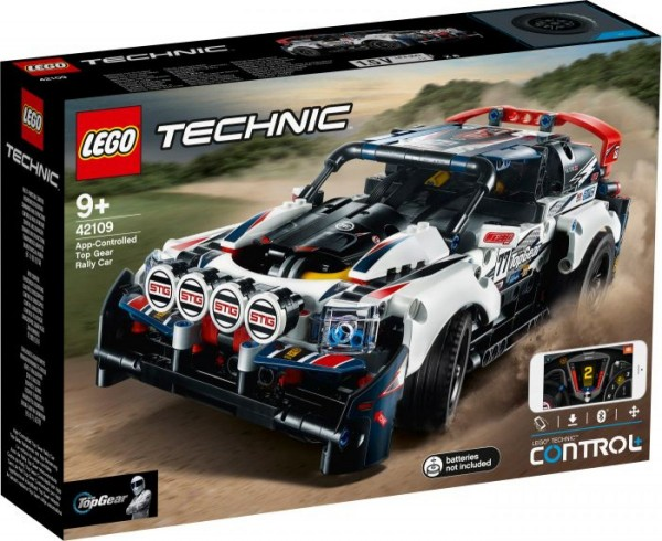 LEGO® Technic 42109 Top-Gear-Rallyeauto