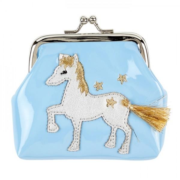 Geldbörse Marith Pferd, blau