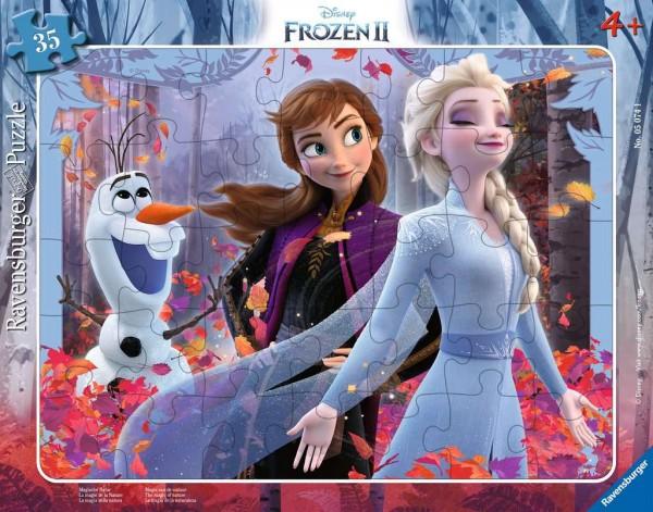 Disney Frozen 2 Magische Natur (35 Teile)