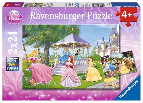 Disney Zauberhafte Prinzessinnen (2x24 Teile)