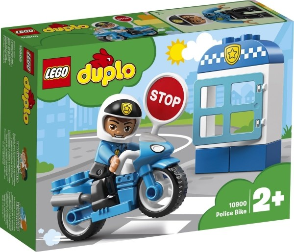 LEGO® Duplo 10900 Polizeimotorrad