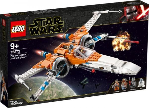 LEGO® Star Wars 75273 Poe Damerons X-Wing Starfighter