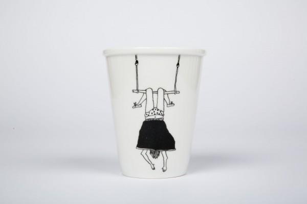 Becher trapeze girl