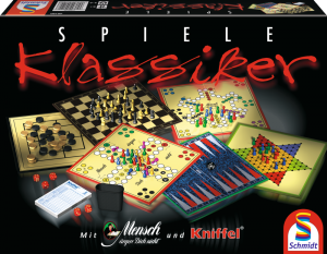 Klassiker Spielesammlung