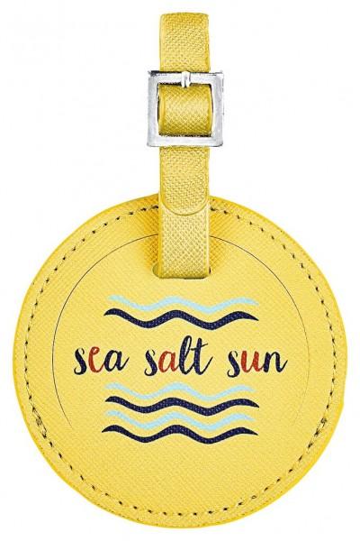 Fernweh Kofferanhänger Sea Salt Sun